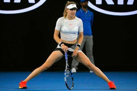 Tras golpe en la cabeza, tenista reclama millonaria suma al US Open