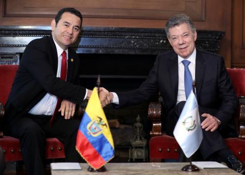 Guatemala y Colombia modificarán su TLC para el sector textil
