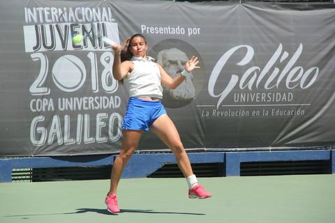 Rut Galindo sufre para avanzar a la final de la Copa Galileo