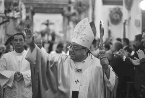 Fallece el arzobispo metropolitano Óscar Julio Vian Morales