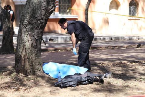 Un disparo en el pecho, todos los días Guatemala