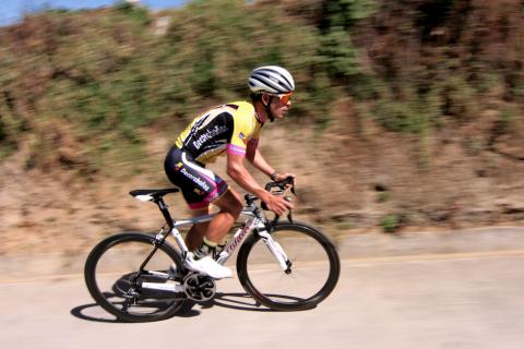 Así se prepara Manuel Rodas campeón de la Vuelta a Guatemala 2017