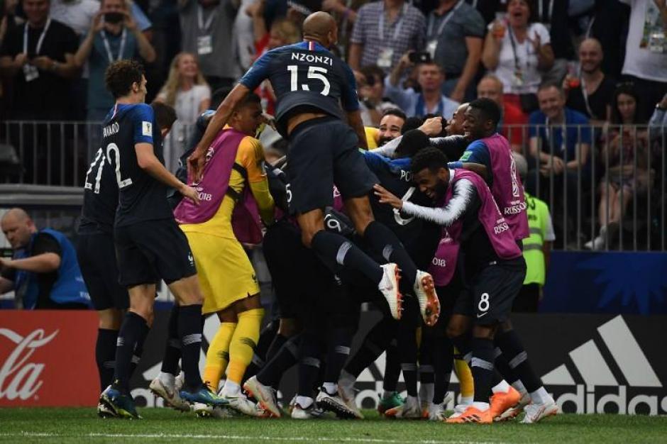 ¡Francia se consagra campeón del Mundial Rusia 2018!