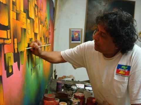 Artista visual muere en el accidente de la ruta Interamericana