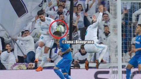 Real Madrid vence al Getafe con un polémico gol