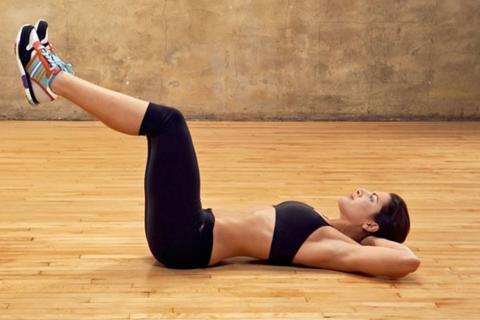 Cinco minutos son suficientes para ejercitarte y ponerte en forma