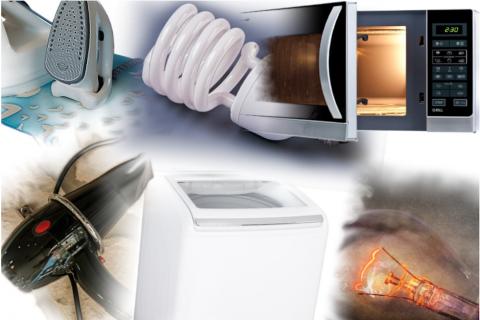 Este es el consumo de energía de los aparatos eléctricos de tu hogar