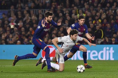 ¿Era o no penalti de Gerard Piqué?