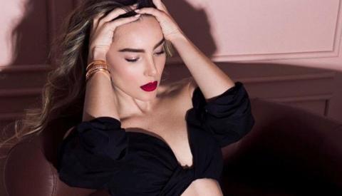 La sexy fotografía de Belinda que provocó la reacción de Maluma