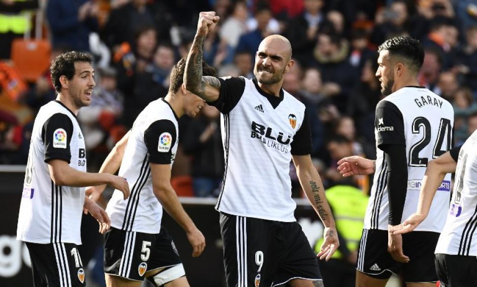 El Valencia desplaza al Real Madrid del podio de La Liga