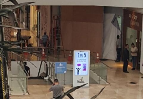 Centro comercial se pronuncia por asalto y brinda detalles del atraco