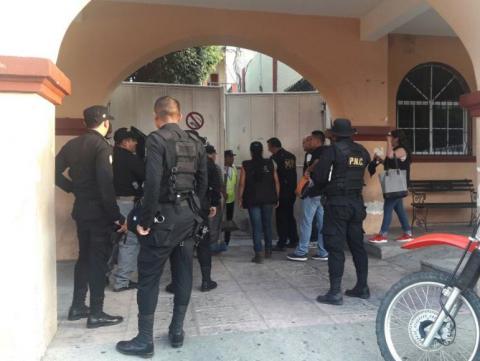 Realizan allanamientos en Zacapa por asesinato del alcalde