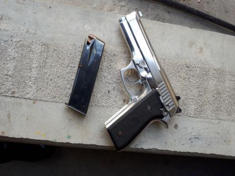 Capturan a hombres que asaltaron a un automovilista cerca del Trébol