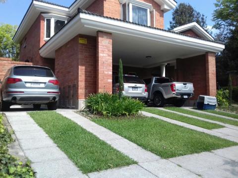 Detienen a presunto narco por violación en una lujosa casa de zona 16