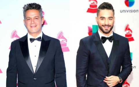Alejandro Sanz reprende a Maluma en redes sociales y le pide respeto