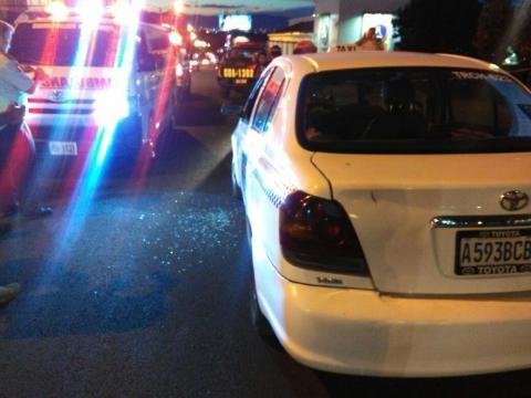 Otro taxista muere durante ataque armado en menos de 24 horas
