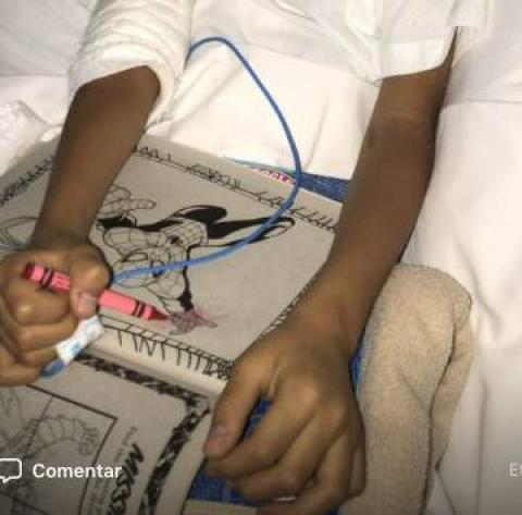 """Camilo Pozuelos envía mensaje: """"Estoy feliz de estar con vida"""""""