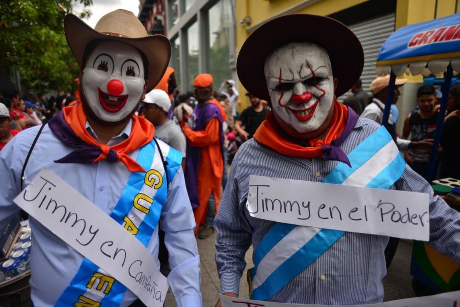 Entre incidentes y un activista herido, así fue la Huelga de Dolores