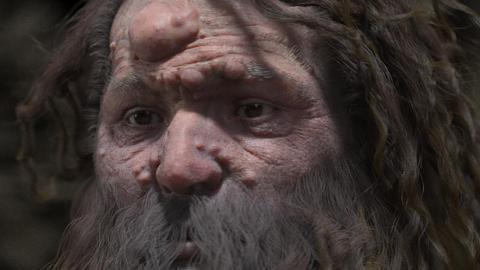 Esto reveló la reconstrucción del rostro del hombre Cromañón