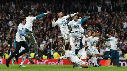 """Indignación en el Liverpool por la camiseta de la """"13"""" del Real Madrid"""