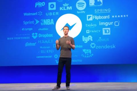 Realidad aumentada llegará pronto a Facebook Messenger