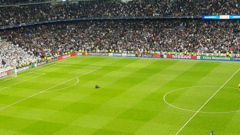 El drama del portero del Bayern tras error y eliminación de su equipo