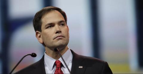 ¿Puede el senador Marco Rubio ahorcar a la Cicig?