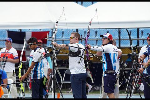 Guatemala gana seis medallas en ranking mundial de tiro con arco
