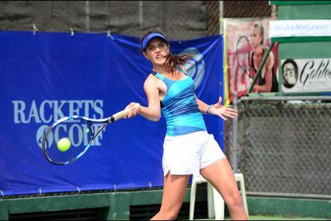 Tenista guatemalteca participará en el prestigioso Roland Garros Jr.