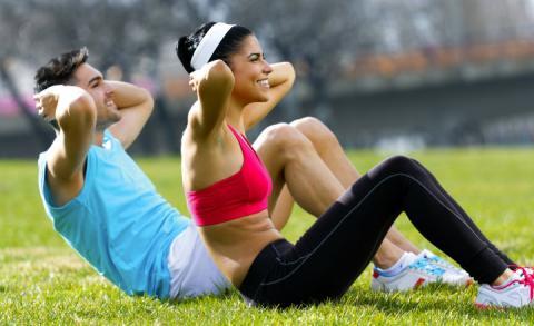 Con estos trucos, estarás en forma con solo 7 minutos de ejercicio