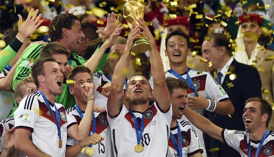 """Brasil 2014 el Mundial que conquistó la """"todopoderosa"""" Alemania"""
