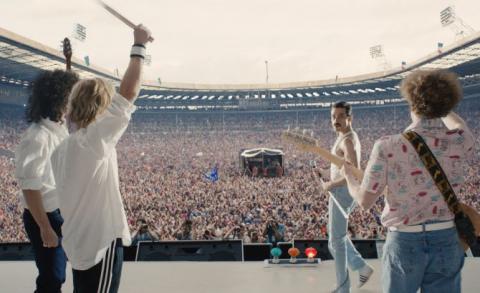 """Lanzan el primer tráiler de """"Bohemian Rhapsody"""", la película de Queen"""