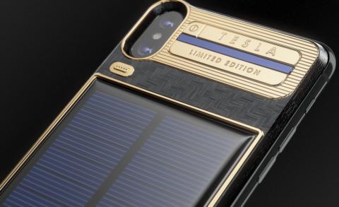 """Presentan el iPhone con una batería """"para toda la vida"""""""
