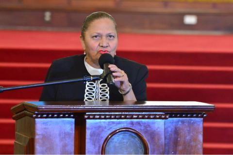 Las diez prioridades de María Consuelo Porras como Fiscal General
