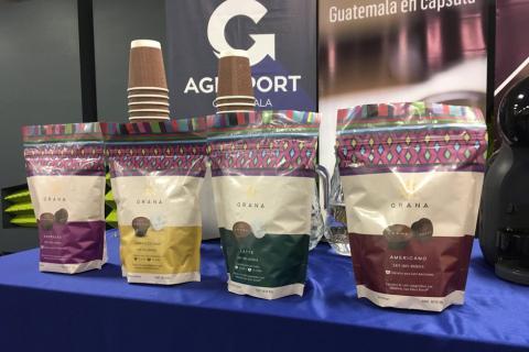 El mejor café de Guatemala en cápsulas para el mundo