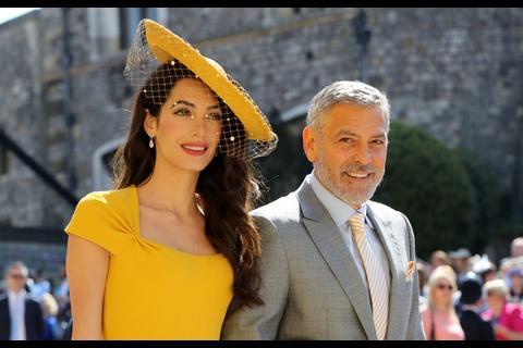 El príncipe Harry y Meghan Markle se casan rodeados de celebridades