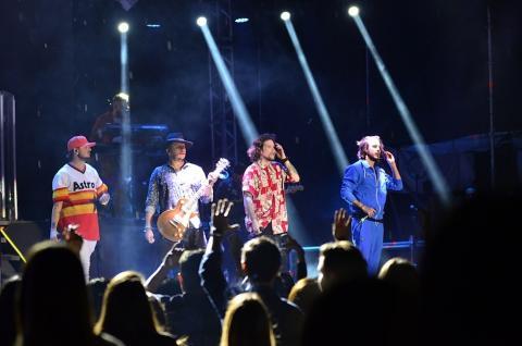 El agradecimiento de Piso 21 a Guatemala en su concierto