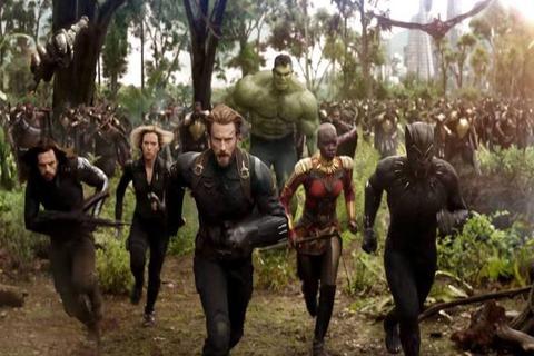 Ellos son los dobles de riesgo de los actores principales de Avengers
