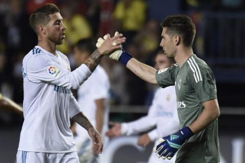 El emotivo tuit con el que Sergio Ramos despide a los grandes