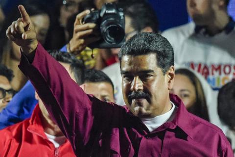 Maduro gana elecciones en Venezuela y Guatemala desconoce resultados