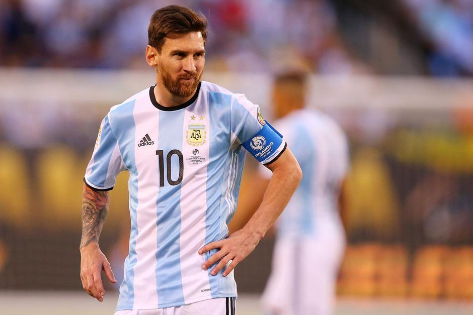 Argentina oficializa la lista de convocados para el Mundial de Rusia