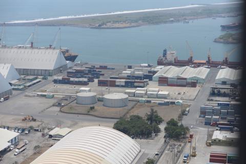 Crisis en Santo Tomás beneficia a Puerto Barrios