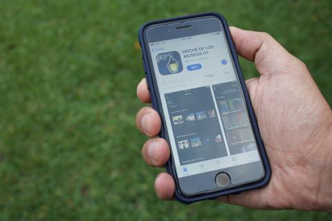 ¿Qué te ofrece la app de la Noche de los Museos?