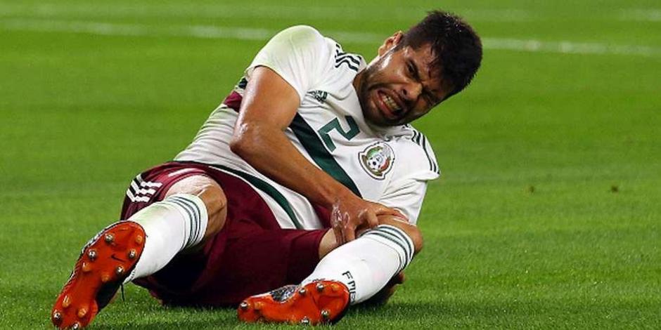 ¡Otra baja mundialista! Jugador mexicano se une al club de lesionados