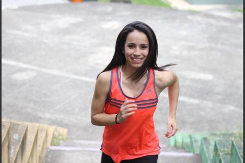 La reina del taekwondo guatemalteco protagonizará programa en ESPN