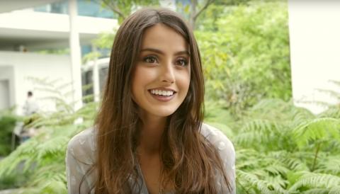 Paola González: con 18 años, ella es la candidata más joven en México