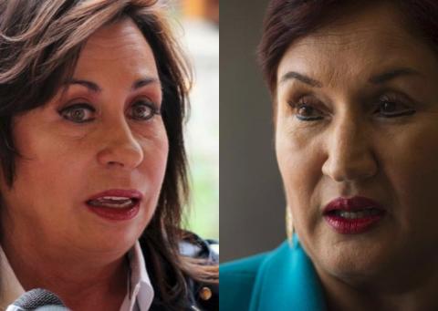 ¿Sandra Torres quiere evitar a Thelma Aldana en elecciones de 2019?