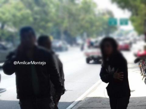 Una joven resulta herida al oponerse a robo de su moto en zona 13
