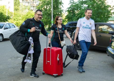 Afición del Madrid devuelve 3 mil entradas por altos precios en Kiev