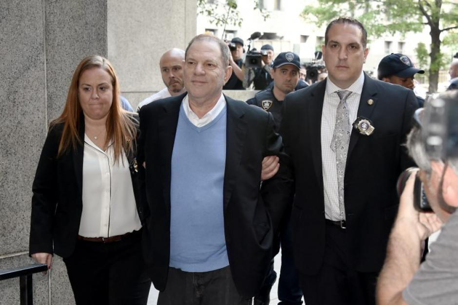 Harvey Weinstein, inculpado por violación y agresión sexual